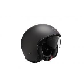 Kask Motocyklowy MOMO EAGLE (MONO - Black Matt / Silver) rozm. M