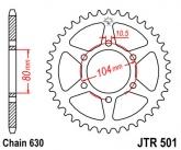 Zębatka napędowa tylna JTR501.42 - 42 zębów