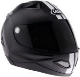 Kask motocyklowy LAZER KITE Mustang Pure Carbon czarny carbon matowy/biały