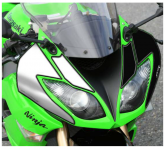 PRINT naklejki na motocykl Kawasaki ZX6R 2009