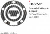 Naklejka na wlew paliwa PRINT Yamaha 2000-