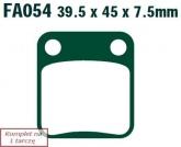 Klocki hamulcowe EBC SFA054 skuterowe (kpl. na 1 tarcze)