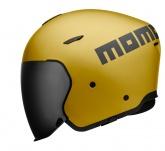 Kask Motocyklowy MOMO AERO (Gold Matt/ Grey Matt) rozm. S