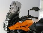 Szyba motocyklowa MRA KAWASAKI VERSYS 650, LE650C, 2010-2014, forma XCTM, przyciemniana