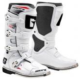 Buty motocyklowe GAERNE SG-10 białe