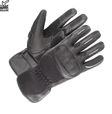 Rękawice motocyklowe BUSE Air Pro czarne