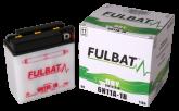 Akumulator FULBAT 6N11A-1B (suchy, obsługowy, kwas w zestawie)