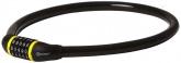 AUVRAY COMBI 80 stalowa linka z zamkiem na szyfr - długość 80cm, średnica 20mm