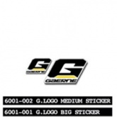 GAERNE G.LOGO MEDIUM STICKER