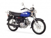 Motorower Romet Ogar 202Fi EURO 4 Niebieski