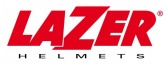 LAZER Górna lotka MX8 X-TEAM CARBON czerwony - biały - niebieski - matowy