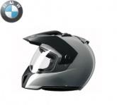 Kask BMW Enduro czarno/szary mat