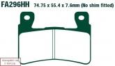 Klocki hamulcowe EBC EPFA296HH Extreme Pro (kpl. na 1 tarcze)