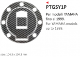 Naklejka na wlew paliwa PRINT Yamaha -1999