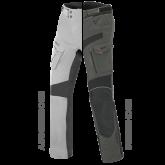 Spodnie motocyklowe ZESTAW EXRC Porto jasno szary/szary łupek 64