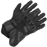 Rękawice motocyklowe BUSE Aragon czarne