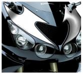 PRINT naklejki na motocykl Kawasaki ZZR 1400 2007/2008