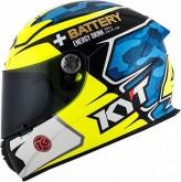 Kask motocyklowy KYT KR-1 REPLICA Espargaro