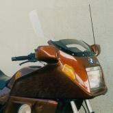 Szyba motocyklowa MRA BMW K 100 RT / LT, BMW 75 / BMW 100, -, forma AR, bezbarwna
