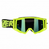 LAZER Gogle Race Mirror Yellow - Black - Yellow kol. Mirror Yellow