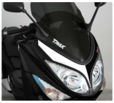PRINT naklejki na motocykl TMAX 500 2008/2011