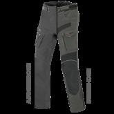 Spodnie motocyklowe ZESTAW EXRC Porto czarny/szary łupek 98