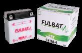 Akumulator FULBAT 6N11A-4 (suchy, obsługowy, kwas w zestawie)