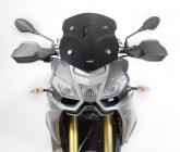 Szyba motocyklowa MRA APRILIA CAPONORD 1200, VK, 2013-, forma T, przyciemniana