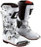 Buty motocyklowe GAERNE FASTBACK białe