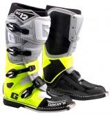 Buty motocyklowe GAERNE SG-12 szare/żółte/czarne rozm. 45