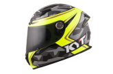 Kask motocyklowy KYT KR-1 ESPARGARO REPLICA 2017