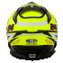 Kask motocyklowy KYT STRIKE EAGLE SIMPSON REPLICA żółty