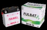 Akumulator FULBAT 6N11A-3A (suchy, obsługowy, kwas w zestawie)