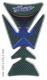 Tankpad PRINT Engineering Maxi Hornet niebieski