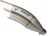 Tłumik IXRACE HONDA CB 600 F/S HORNET 07-16 (PC46) typ Z7 SERIES INOX (homologacja)