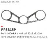 Naklejka na półkę kierownicy PRINT Bmw S 1000 RR 2012-2014