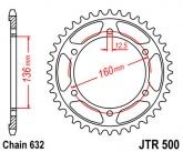 Zębatka napędowa tylna JTR500.40 - 40 zębów