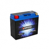 Akumulator SHIDO LT12B-BS Litowo jonowy