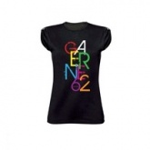 T-Shirt GAERNE G-COLOR czarny S
