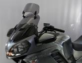 Szyba motocyklowa MRA KAWASAKI GTR 1400, ZGT40A/ZGT40C, 2007-2014, forma XCTM, przyciemniana
