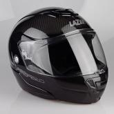 Kask motocyklowy LAZER MONACO EVO Pure Carbon czarny/carbon