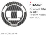PRINT naklejka na wlew paliwa BMW from 2007