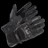 Rękawice motocyklowe BUSE Buse Air Flo czarne