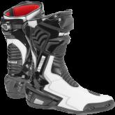 Buty motocyklowe BUSE SBX czarno-białe