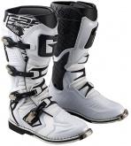 Buty motocyklowe GAERNE G-REACT GOODYEAR białe