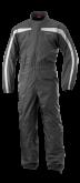 Kombinezon motocyklowy przeciwdeszczowy BUSE czarno-szary [P]