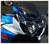 Naklejka na czachę PRINT Kit Spirit GSXR 1000 2009/2014