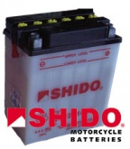 Akumulator SHIDO YT4B-BS
