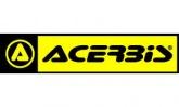 Osłony boczne Acerbis XR250 400 96/02 czerwone