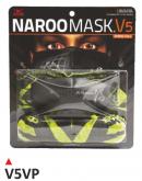 PRINT maska V5 zielone+szara